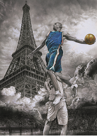 WAINAO N° 40 THE IMPOSSIBLE DUNK
