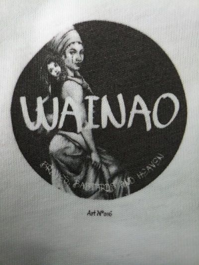 WAINAO- THE LOGO AND NUMBER